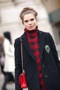 Street style| Per le strade di Parigi Haute Couture con una Chanel bags