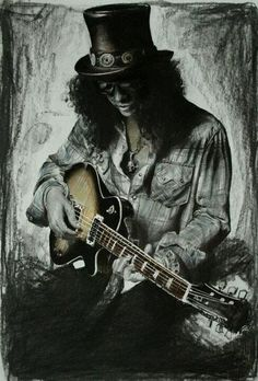Slash. He is amazing