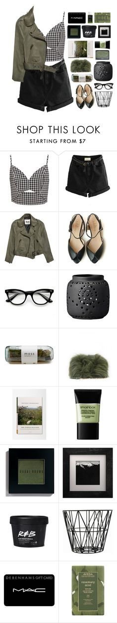 """Untitled #2354"" by tacoxcat ❤ liked on Polyvore featuring Miss Selfridge, Acne Studios, Elie Saab, NARS Cosmetics, Smashbox, Bobbi Brown Cosmetics, Eleanor Long, MAC Cosmetics, Aveda and Korres"