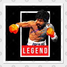 Manny Pacquiao, Thing 1, Low Poly, Division, Boxing, Vector Art, Art Prints, Movie Posters, Fictional Characters