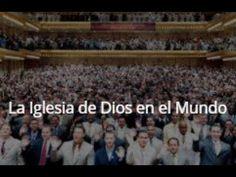 Introduction of the Church of God ( Spanish Pt 3)-Iglesia de Dios Sociedad Misionera Mundial en todo el mundo