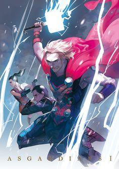 Đọc Truyện Thor x Loki 2 - Thorki! Thor X Loki, Marvel Dc Comics, Marvel Heroes, Marvel Avengers, Female Avengers, Loki Laufeyson, Marvel Cinematic Universe, Dramas, Fiction