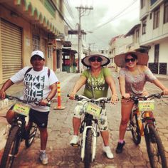 A la estación charles Darwin en bicicleta, lo mejor - Santa Cruz galápagos Ecuador