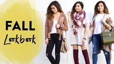 Fall Lookbook | 2016 Fall Fashion Outfit Ideas | Miss Louie