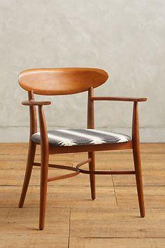 Elliptic Dining Chair #anthropologie