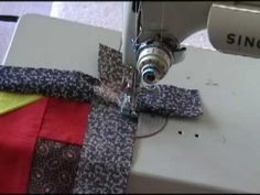 Adding Mitered Border to a Quilt (joining two pieces of border at a mitered corner) Quilting Tips, Quilting Tutorials, Machine Quilting, Quilting Projects, Quilting Designs, Sewing Tutorials, Sewing Hacks, Sewing Projects, Video Tutorials