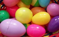 100 Things To Put In Easter Eggs {That Aren't Candy!}