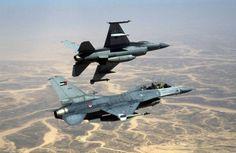 What This Video Of Jordanian F-16s Striking ISIS Tells Us Is Alarming