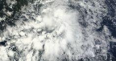NASA - Hurricane Season 2012: Tropical Storm Ernesto (North Atlantic Ocean)