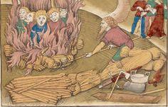 Diebold Schilling, Spiezer Chronik Bern · 1484/85 Mss.h.h.I.16  Folio 107