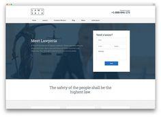 lawyeria - lawyer WordPress theme