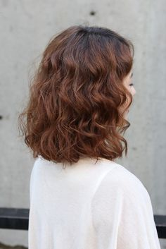 I could see my hair doing this