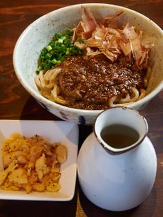 Keema Curry with Japanese Udon Noodles キーマカレーうどん
