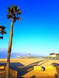 Orange Curtains, Huntington Beach Ca, Cn Tower, Surfing, California, Memories, Sea, Travel, Life