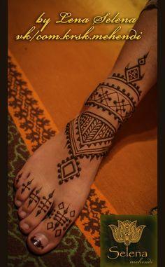 #mehndi #mehendi #mendi #мехенди #менди #мехнди #henna #tattoo #хна Cool Henna Designs, Henna Designs Feet, Tattoo Designs Foot, Foot Tattoos, Body Art Tattoos, Mehandi Designs, Leg Henna, Foot Henna, Henna Mehndi