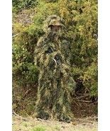 Red Rock Ghillie Blind Camouflage Netting (Woodland Camo) #70935  The Red Rock Ghillie Blind is one of a kind. By using the same construction as the popular Ghillie Suits, constructed the most effective camouflage coverage. With a thick three-d...