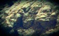 """Gefällt 7 Mal, 3 Kommentare - Mars Anomalien (@lilithonmars) auf Instagram: """"MARS Wandrelief mit Köpfen von Wasserkreaturen #mars #marsanomalien #space #unglaublich #ancient…"""""""