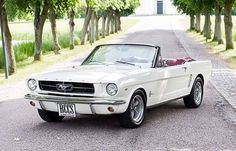 65' Mustang