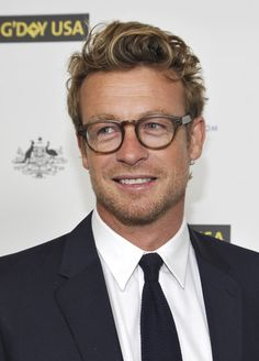 Simon Baker Photos Photos - Actor Simon Baker attends the G'Day USA Los Angeles Black Tie Gala at JW Marriott Hotel at  L.A. LIVE on January 11, 2014 in Los Angeles, California. - 2014 G'Day USA Los Angeles Black Tie Gala - Red Carpet