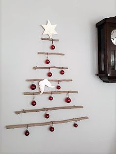 Ein Weihnachtsbaum, der garantiert nicht nadelt