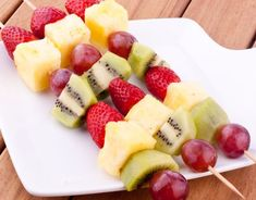 A healthy dessert, which tastes great and looks pretty...