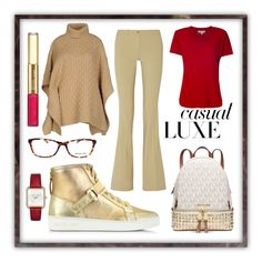 """Specs appeal #1"" by heather-peace on Polyvore featuring Michael Kors and MICHAEL Michael Kors"