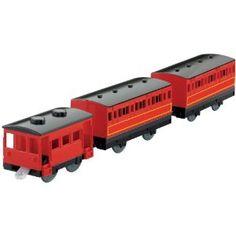 """Thomas the Train Trackmaster """"express Coaches"""""""