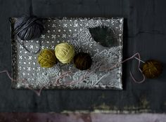 Week 2: beautiful composition.   Loop's 10th Anniversary Plans – with Tif Fussell | LoopKnitlounge
