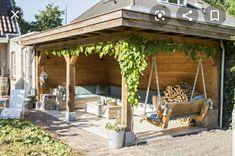 Small Outdoor Kitchens, Outdoor Rooms, Outdoor Gardens, Outdoor Living, Family Garden, Home And Garden, Outside Living, Garden Buildings, Garden Planning