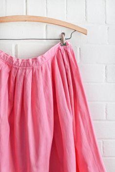 1950s Vintage Skirt