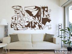 Adesivi Murali Guernika