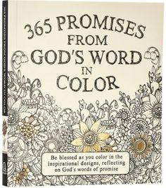 365 Promises From Gods Word Coloring Book