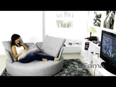 Fama sofas - New collection 2012