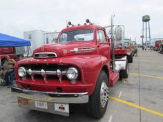 rollerman1: Early 50ies Ford F800