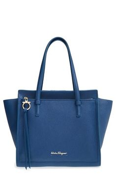 Salvatore Ferragamo  Small Amy  Calfskin Tote available at  Nordstrom You  Bag aec99db93ab9d