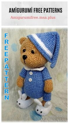 In this article I will share with you amigurumi teddy bear sonia free crochet pa.- In this article I will share with you amigurumi teddy bear sonia free crochet pa. Crochet Teddy Bear Pattern, Crochet Amigurumi Free Patterns, Crochet Toys, Free Crochet, Crochet Teddy Bears, Teddy Bear Patterns Free, Beginner Crochet, Kids Crochet, Amigurumi For Beginners