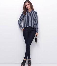Blazer feminino Modelo Alongado Gola solta Marca  Cortelle Tecido ... 5d38222e887