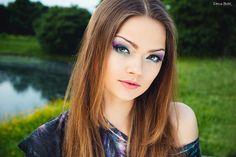 modelka: Alicja Gross wizaż: Marta Jeronim