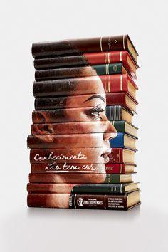 Zumbi / Tela de Livros - Pedro Reis › Art Director