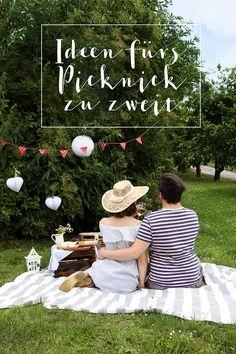mein feenstaub – DIY, Deko, Design: {DIY & Deko} Ideen für ein Picknick zu zweit #lassunspicknicken