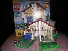 Lego Creator Family House Advanced Option 3 : D