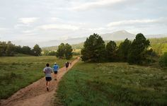 For a dose of nature and a great workout, check out these trail runs near downtown Denver. (Take that, Boulder!)