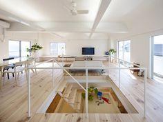 torafu architects: house in megurohoncho