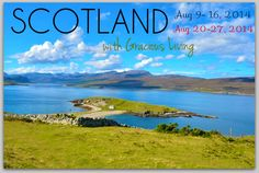 BRAND NEW Gracious Living Self-Exploration Retreats in Scotland AUG 2014 (2 dates!) http://www.gracevanberkum.com/gracious-living-exploration-retreat-in-the-scottish-highlands-aug-2014/