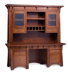 MäRyan Credenza from Simply Amish furniture