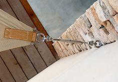 Accastillage pour voiles ombrage à Monte-Carlo, Monaco