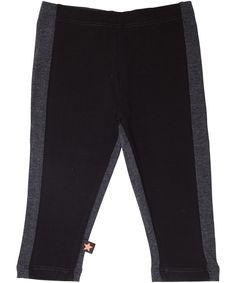 Molo funky black/grey baby legging. molo.en.emilea.be