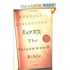 The Poisonwood Bible is a novel which commences with a concept which would sell any publisher: a guilt-filled WW II white-southern-veteran turned pastor takes his wife and four early-in-the-road baby boomer daughters out of the vibrant South and into the Belgian Congo - before Civil Rights here, before revolution there, and when things were much more simple. The time period: 1959-1964, with additional accounts in the last 150 pages.