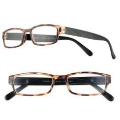a41647b9d10 Evolution+Eyes+Rectangle+Tortoise+E-Spec+Reading+Glasses Reading
