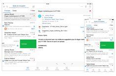 Retrouvez votre messagerie Outlook.com sur votre appareil mobile